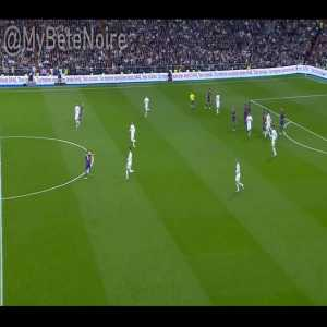 Sergio Ramos and his tackles against Leo Messi