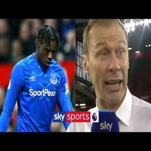 Duncan Ferguson explains bizarre reasoning for substituting Moise Kean off after 18 minutes