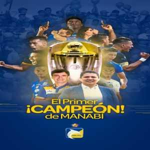 Dolphin FC are Ecuadorean Champions