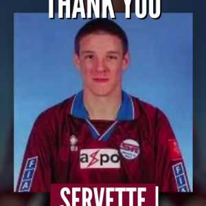 Philippe Senderos, former player of Servette, Arsenal, Milan, Everton, Fulham, Valencia, Aston Villa, GC, Glasgow Rangers, Houston Dynamo, Chiasso and the Swiss National Team quits professional football.