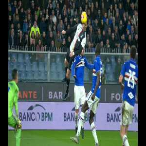 CR7 header in sow-mo