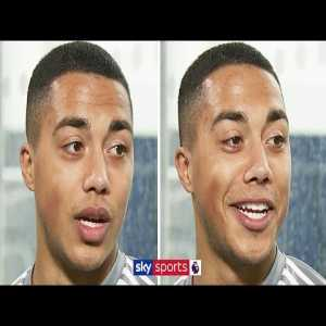 Youri Tielemans reveals why he rejected other clubs in favour of Leicester City | Sky Sports Interview