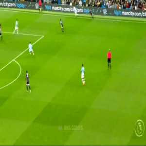 Kevin De Bruyne's performance against Leicester City