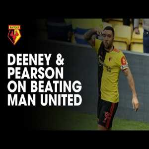 "Troy Deeney: ""Everyone's gonna be watching Match of the Day and all these programmes, it's gonna be about how bad Man United were, but we have to take"