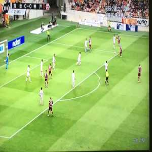 Andres Iniesta's goal for Vissel Kobe in the Emperor's Cup -21/12/19.