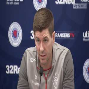 Steven Gerrard on the similarities between the Old Firm and Liverpool vs Man United