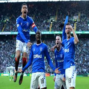 Rangers have won at Celtic Park for the first time in nine years