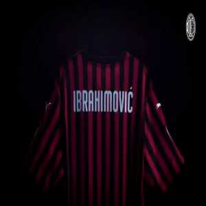 Ibrahimovic will wear nr.21