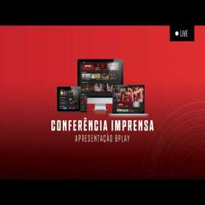 """Live presentation of """"Benfica Play"""", a Netflix-like behind the scenes monthly subscription for Sport Lisboa e Benfica content"""