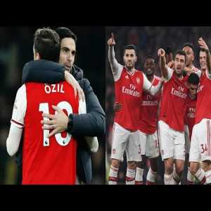 Some of you guys really enjoy the tactical side of games so here's a tactical analysis of how Arteta's Arsenal are evolving & beat United AND also the return of Mesut Ozil, would absolutely love your feedback. Thank you as always 🙌🏽