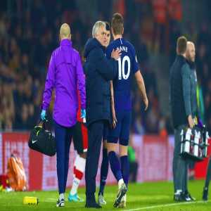 Tottenham Hotspur striker Harry Kane is facing four to six weeks on the sidelines after injuring his hamstring. Kane will now miss games against Liverpool and Man City and could miss the club's Champions League first leg against RB Leipzig.
