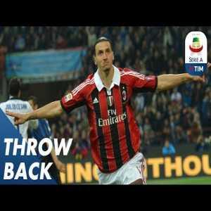 Zlatan Ibrahimović's Top 5 League Goals | Serie A