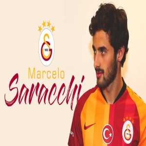 Galatasaray announce the signing of Marcelo Saracchi on loan from RB Leipzig