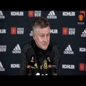 I want Jesse Lingard scoring goals again | Ole Gunnar Solskjaer pre match press conference| Manchester United vs Man City EFL Cup