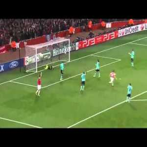Throwback back at Arshavin's goal vs Barcelona, Champions league 2011