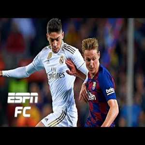 Federico Valverde or Frenkie de Jong: Which La Liga youngster has a brighter future?   Extra Time