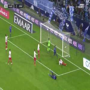 Al Hilal [3] - 1 Al-Wehda — Bafétimbi Gomis 76' — (Saudi Pro League - Round 14)