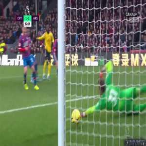 Crystal Palace Vs Arsenal - Pepe hits post 83'