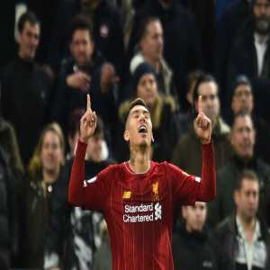 Liverpool has set a new league record of 104 points from their last 38 league games. (W33 D5 L0). This is a record total by any team across a 38-match spell in the competition's history, overtaking 102-point stretches by Man City (ending in 2018) and Chelsea (2005). Juggernaut.