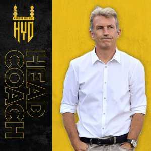 Albert Roca is the new coach of Hyderabad FC!