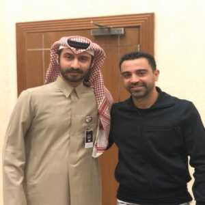 [Alfredo Martínez] In Qatar it is taken for granted that Xavi will say yes to become the new manager of FC Barcelona