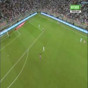 Alvaro Morata dive vs Real Madrid