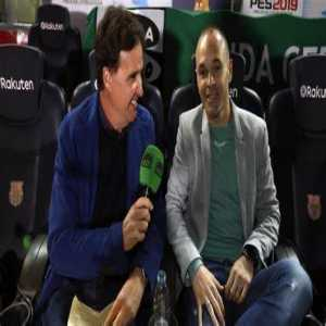 """Andres Iniesta: """"Barca's behaviors are a bit ugly. You shouldn't treat your current coach like that."""""""