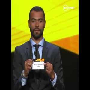 Ashley Cole trying to say 'Espanyol'