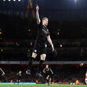 Most assists across Europe's top five leagues this season: 14 - Kevin De Bruyne 11 - Luis Alberto & Thomas Müller 9 - Jadon Sancho