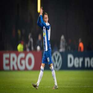 Official: Norwich loan Ondrej Duda from Hertha until the end of the season