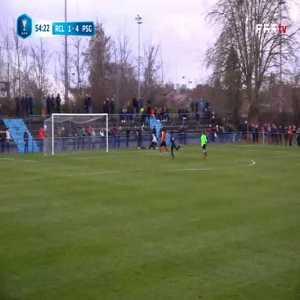 RC Lens 1 - [5] Paris Saint-Germain - Arnaud Kalimuendo 55' (Gambardella Cup)