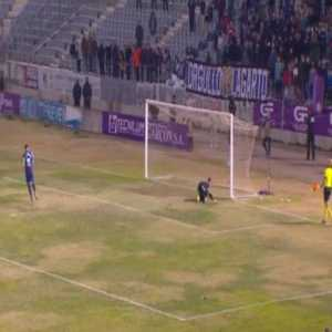 Real Jaen vs Levante - Penalty shootout (4-5)