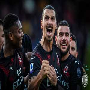 Zlatan Ibrahimovic registered a top sprint speed of 32.45km/h during #CagliariMilan, the third fastest of any player in round 19 of Serie A so far.