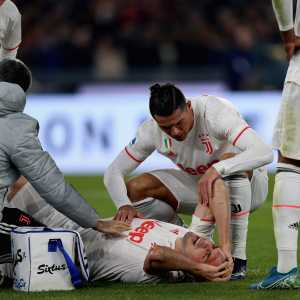 Juventus have confirmed that Merih Demiral suffered a serious anterior cruciate ligament injury against Roma on Sunday. The defender will undergo surgery in the coming days