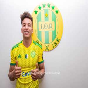OFFICIAL: Former Atlético Madrid youth product Zakaria Boulahia joins Algeria's JS Kabylie