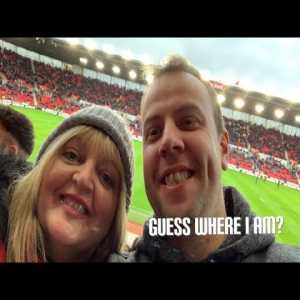 Behind the scenes at Stoke city v Millwall at the weekend