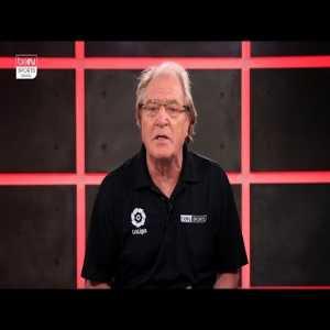 Ray Hudson reacts to Ernesto Valverde's departure