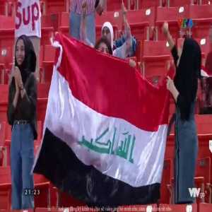 U23 Thailand 1-1 U23 Iraq - Mohammad Qasem 49'