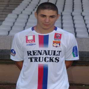 15 years ago today, Karim Benzema made his debut for Lyon