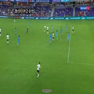 Corinthians [2]-0 NYCFC - Luan