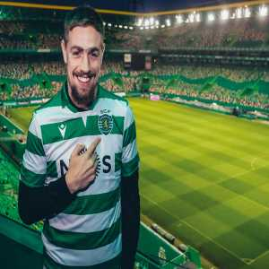 Sebastian Coates has extended his contract with Sporting CP until 2023