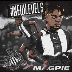 Newcastle's Saint-Maximin responds to a doppelgänger on Twitter