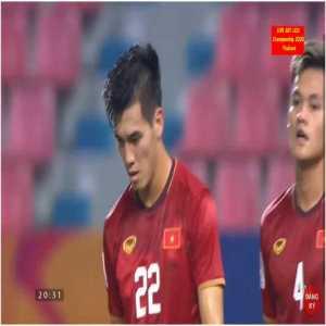 U23 Vietnam 1-0 U23 DPR Korea - Nguyen Tien Linh 16'