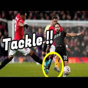 Defending Skills In Football - Best Tackles 15-01-2020 - HD