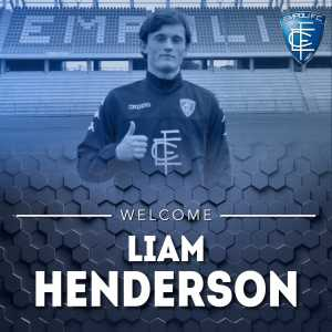 Liam Henderson joins Empoli on loan from Hellas Verona until the end of the season