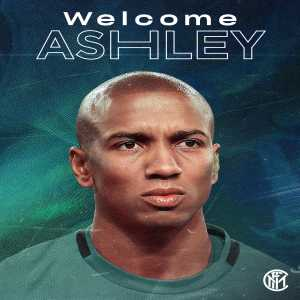 Official: Inter Milan sign Ashley Young from Manchester United.