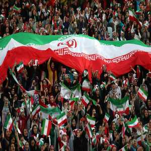 The AFC has temporarily banned Iran from hosting international football, due to the political unrest in recent weeks