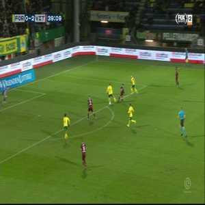 Fortuna 0-[2] Vitesse | Tim Matavz 39'