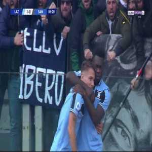 Lazio 1-0 Sampdoria - F. Caicedo 7'