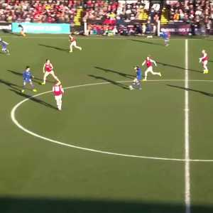 Bethany England, Arsenal 0 - 1 Chelsea [10'] , Great goal